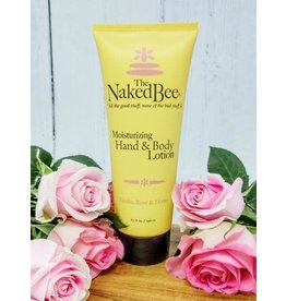 6.7oz Vanilla, Rose & Honey Hand & Body Lotion