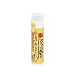 Orange Blossom Honey SPF 15 Tinted Lip Balm - Colorless .15oz