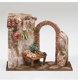 """Fontanini - Produce Shop (5"""" Scale)"""