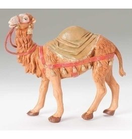 """Fontanini - Camel with Blanket (5"""" Scale)"""