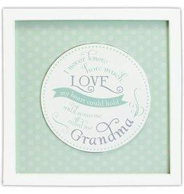 Grandma Plaque 8x8