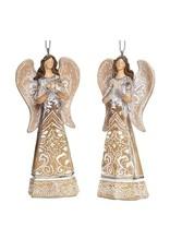 "Angel Ornament 5.25"""
