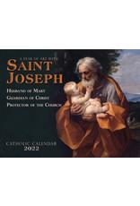 2022 St. Joseph Liturgical Wall Calendar