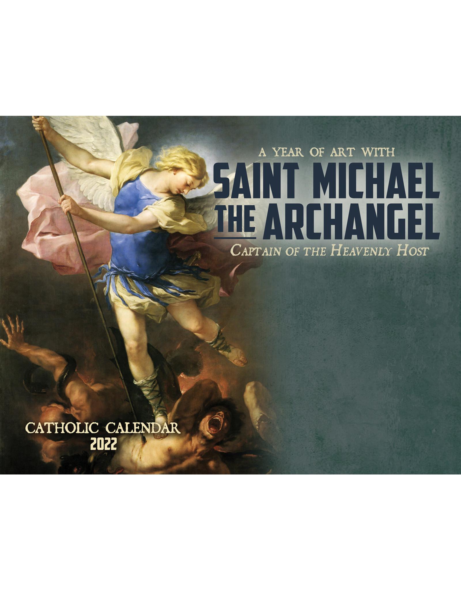 2022 St. Michael the Archangel Liturgical Wall Calendar