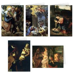 Nativity Scenes Christmas Cards  (25)