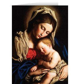 Madonna and Her Child Christmas Cards (25)