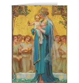 Madonna & Child by Enric M. Vidal Christmas Cards (25)