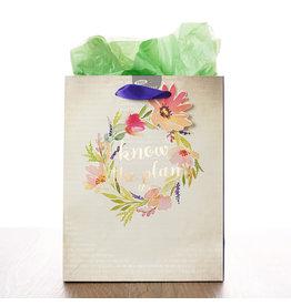 I Know the Plans - Jer 29:11 Medium Gift Bag