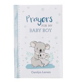 Prayers for My Baby Boy Prayer Book