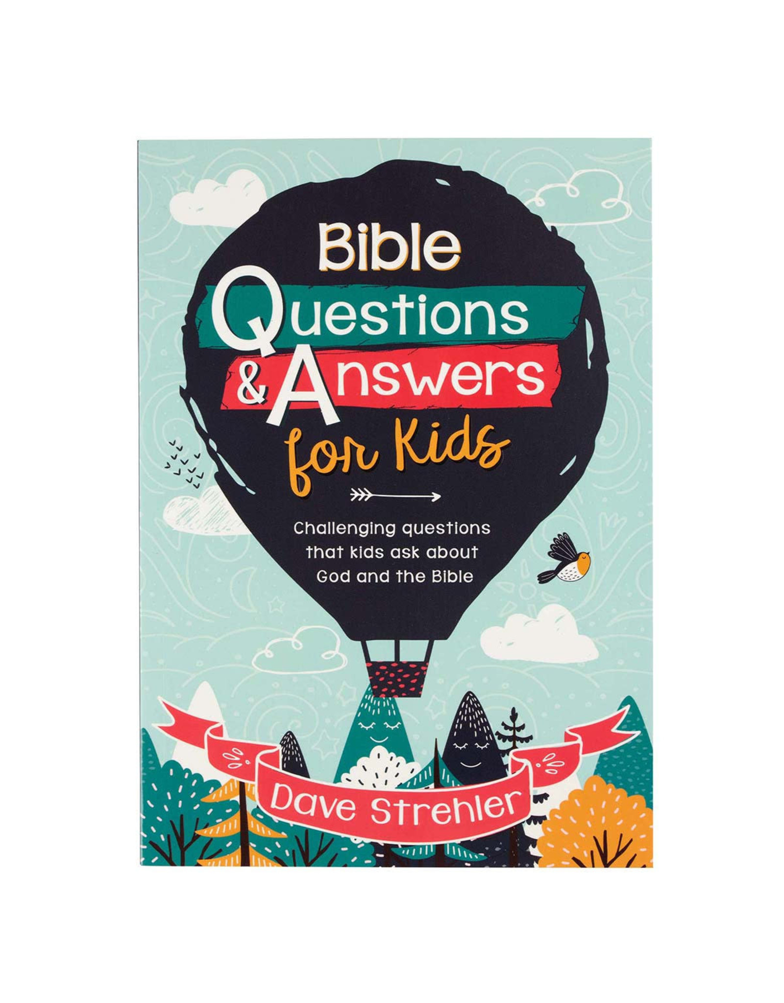 Bible Questions & Answers for Kids