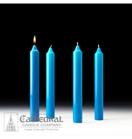 Advent Candles 1.5x12 (4 Blue)
