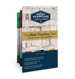 The Great Aventure Bible Timeline Chart