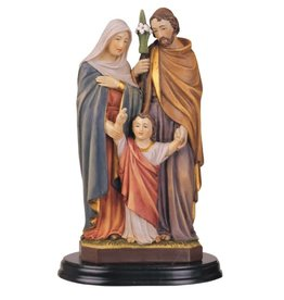 """Holy Family Statue (5"""")"""