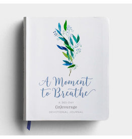 A Moment to Breathe: A 365-Day (in)courage Devotional Journal