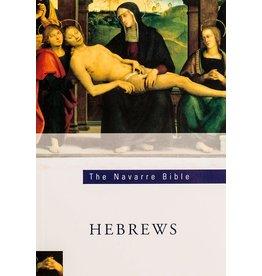 Navarre Bible - Hebrews