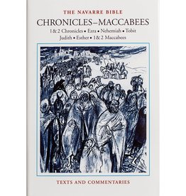 Navarre Bible - Chronicles to Maccabees