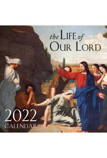 2022 The Life of Our Lord Wall Calendar