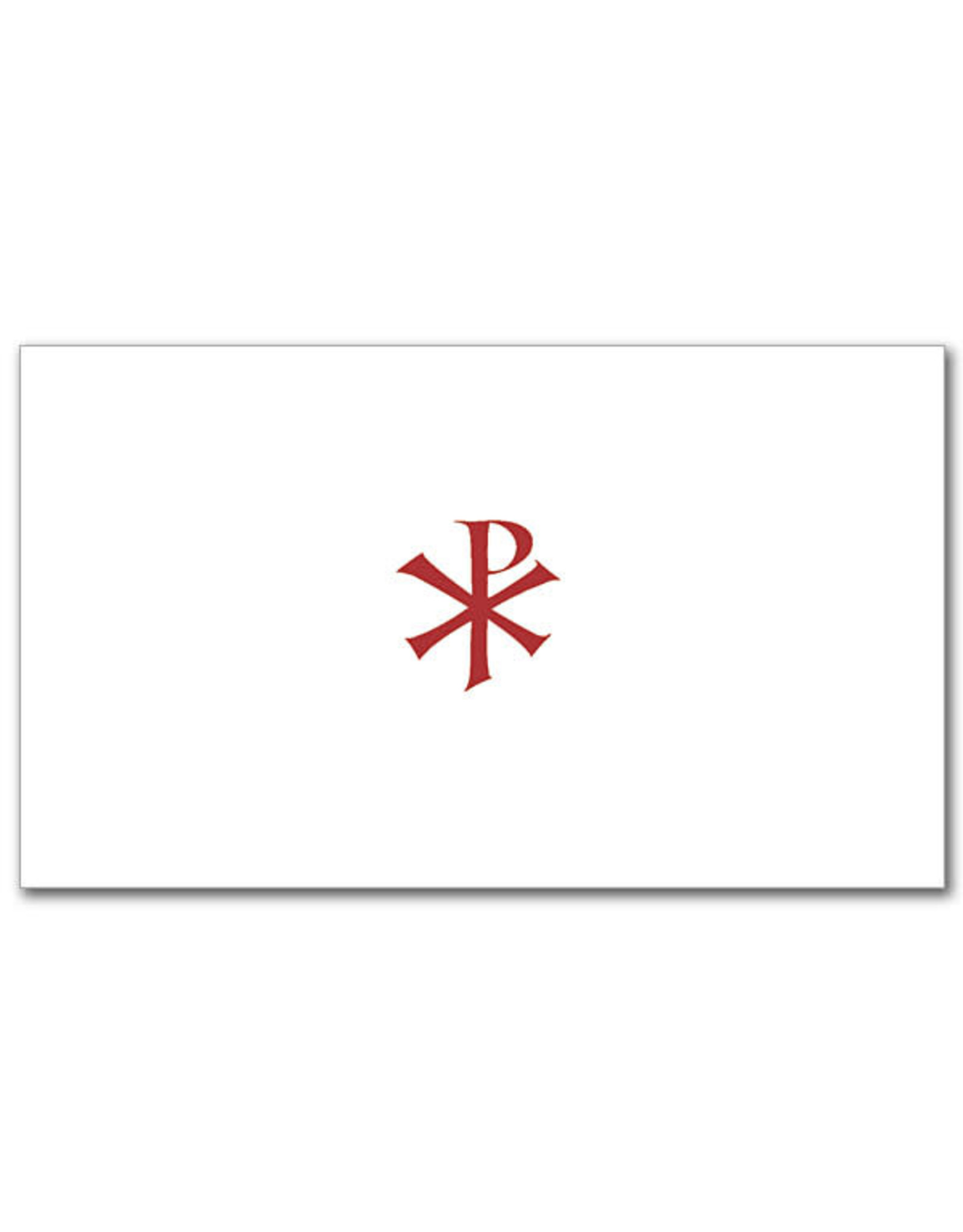 Boxed Notecards Chi-Rho (Pack of 20)