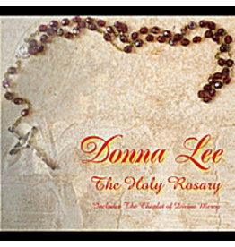 Holy Rosary/Chaplet of Divine Mercy CD