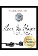 Hear My Prayer: The Audio Book of Psalms (NRSV) Audio CD