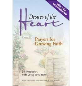 Desires of the Heart Book with CD