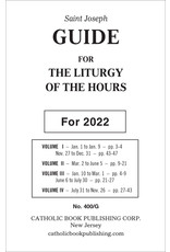 2022 Guide for the Liturgy of the Hours