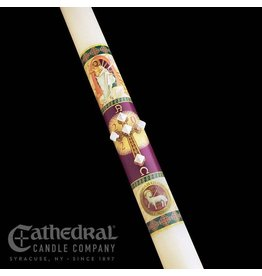 Prince of Peace Paschal Candle