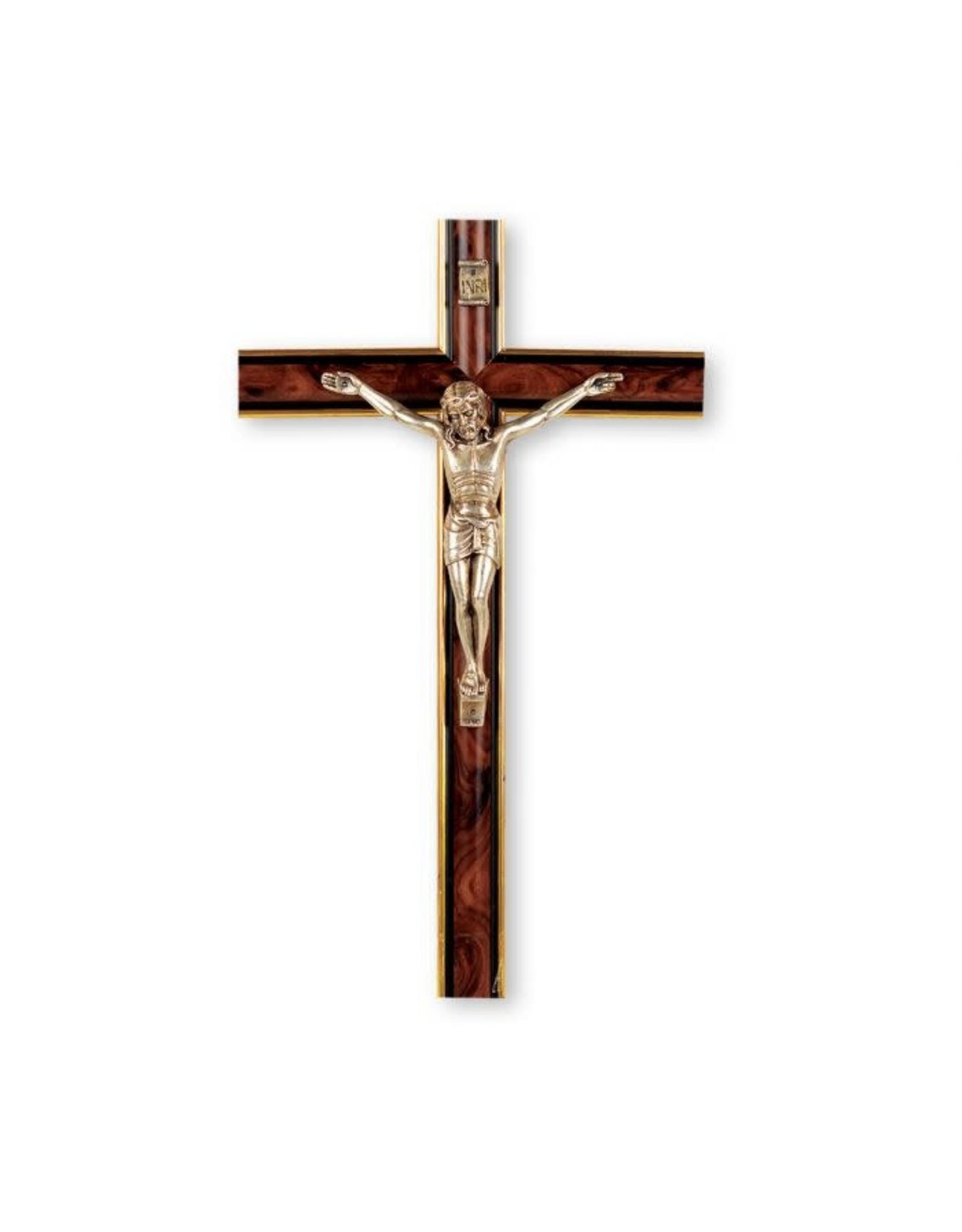 "12"" Crucifix with Metal Corpus"