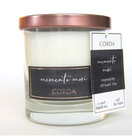 Corda Candle - Memento Mori - All Soul's Day