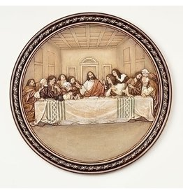 """Last Supper Plate 10.5"""""""