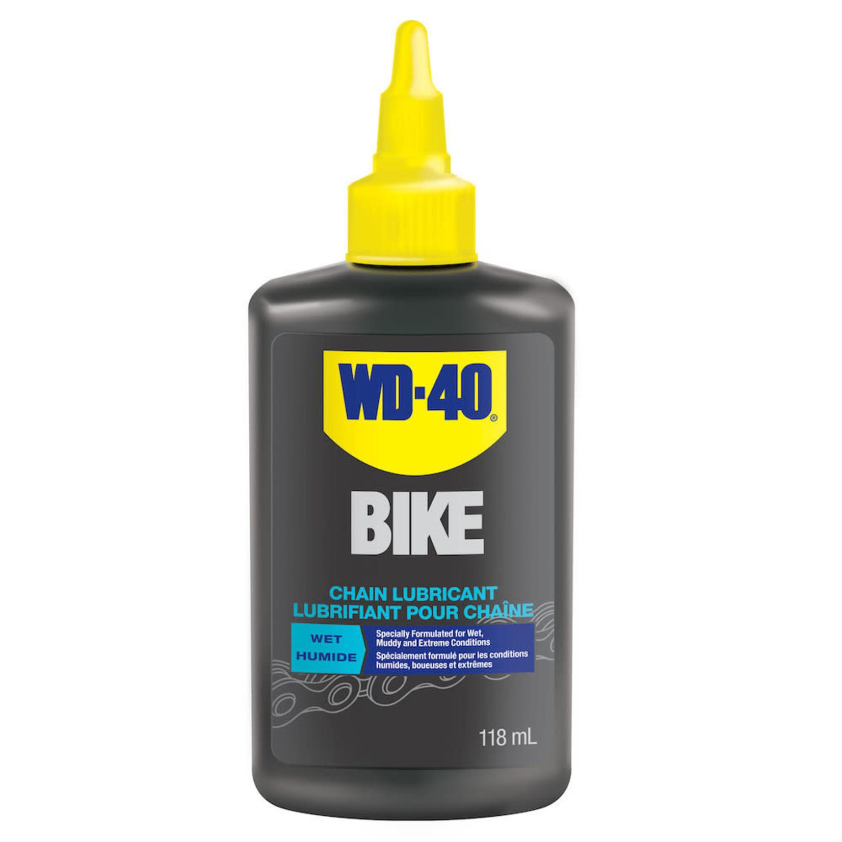 WD-40 WD-40 Bike Wet Chain lubricant 118ml