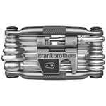 Crank Brothers Tools - Multi Tool 19 - Silver