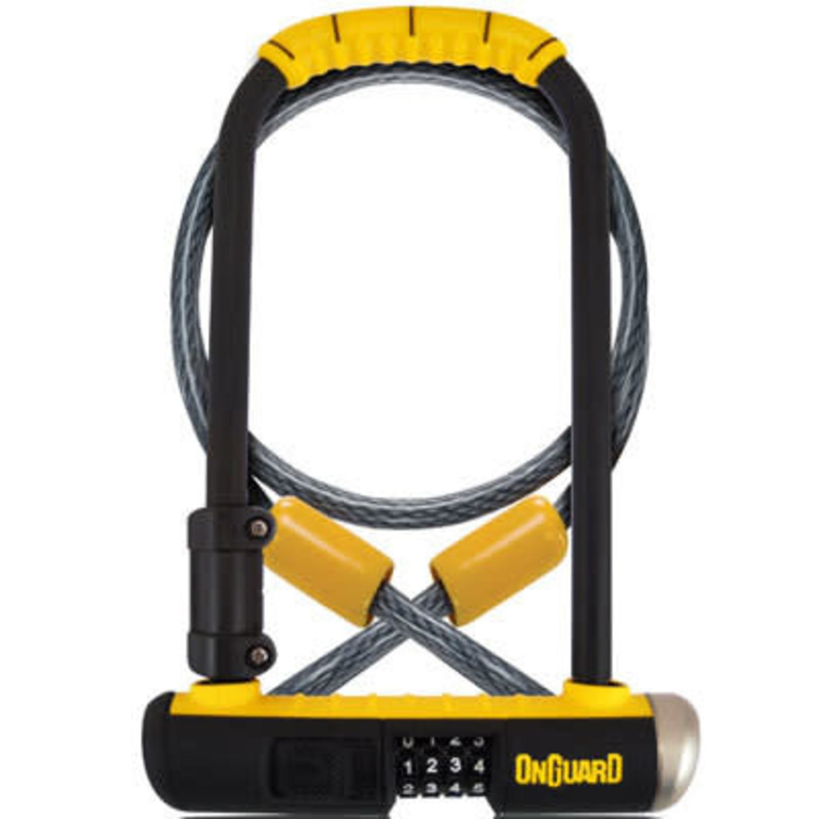 OnGuard OnGuard Combo DT 8012C U-Lock