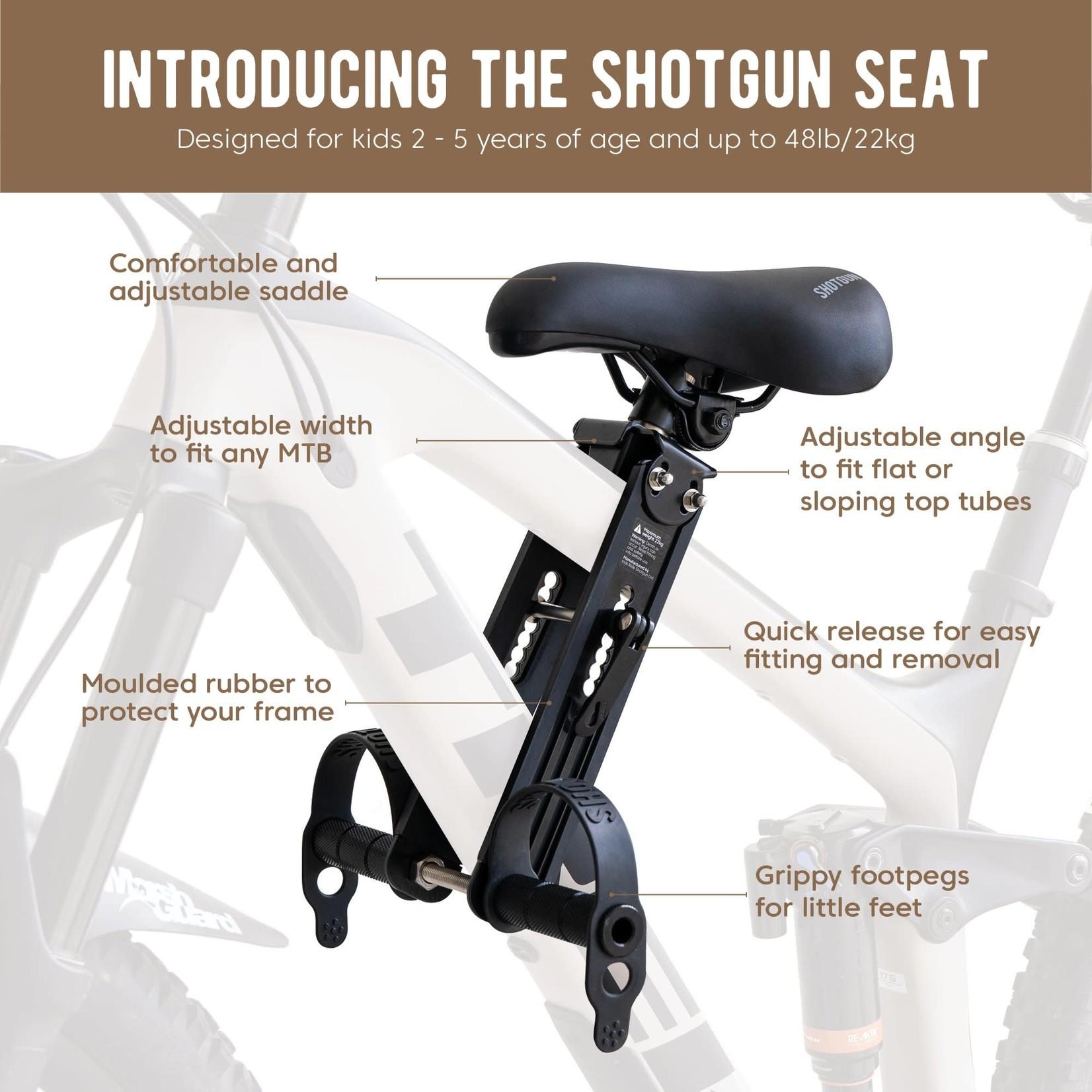 Shotgun Shotgun  MTB Seat for child