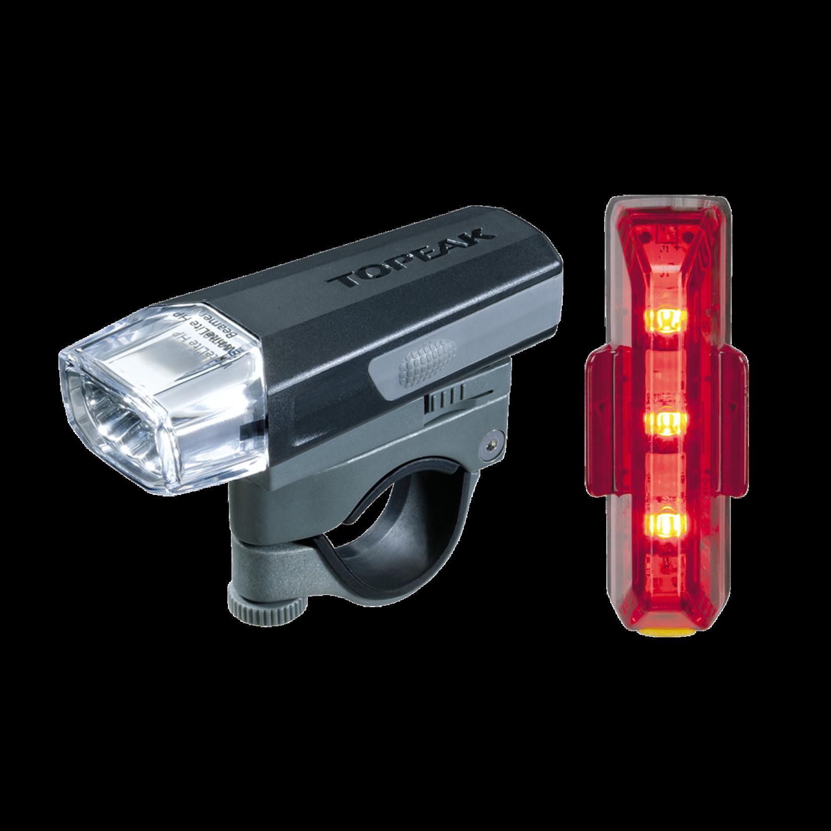 Topeak Topeak HighLite Combo Aero Front/back light