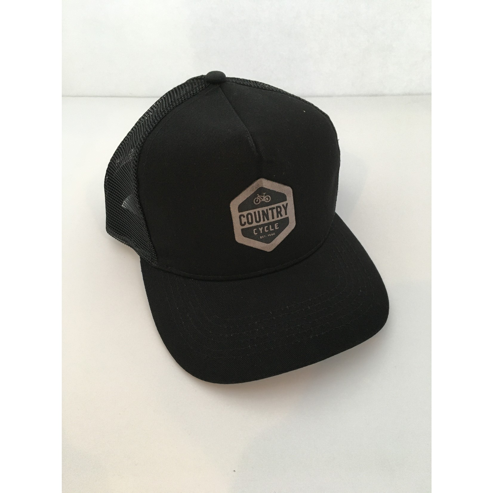 Stormtech Country Cycle Trucker Hat- Black