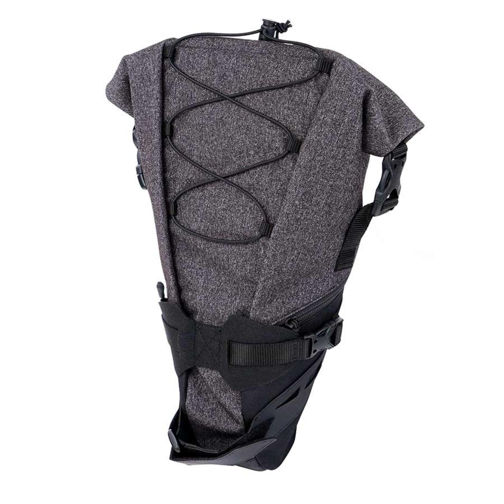 EVO EVO, Adventure, Seat Bag, Black
