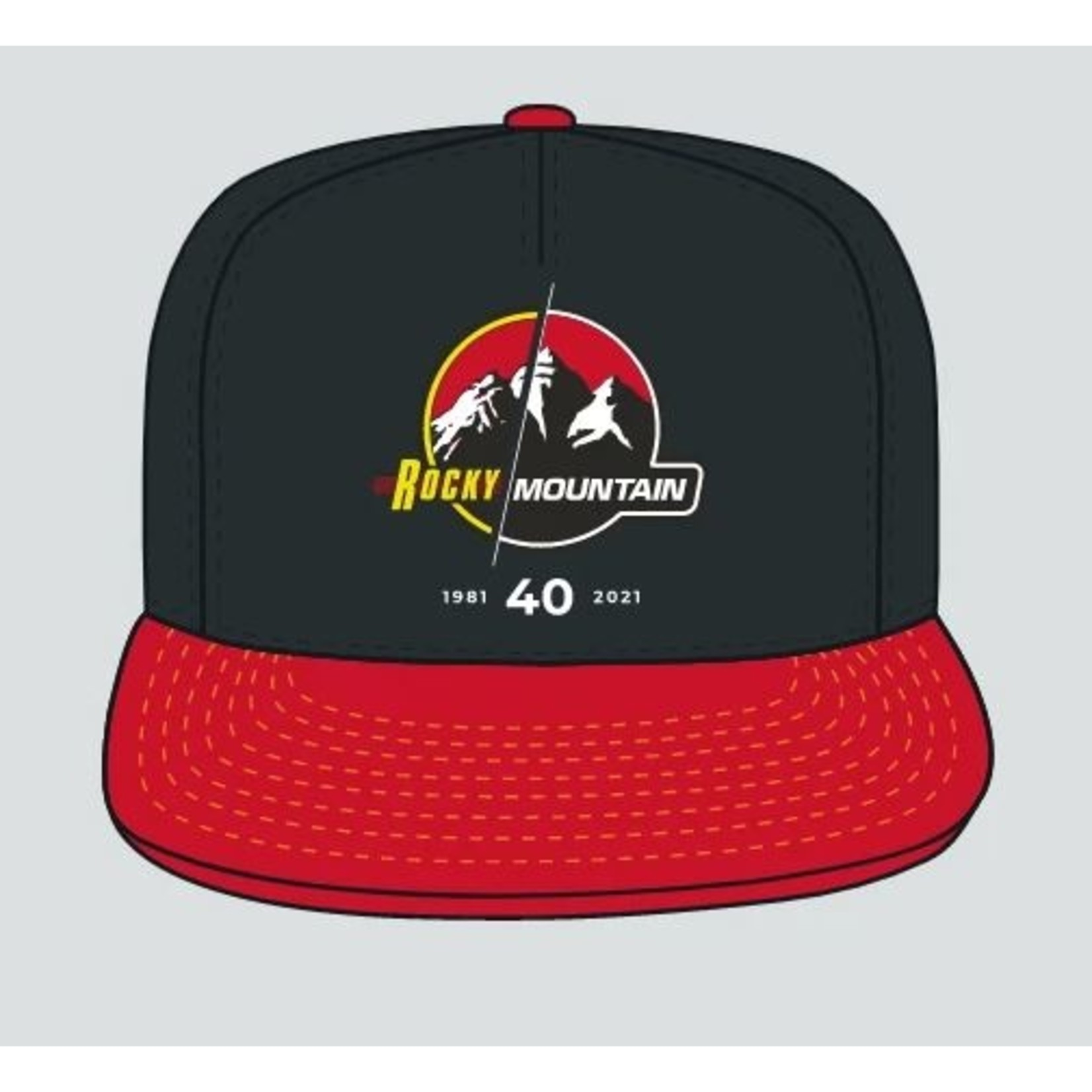 Rocky Mountain 40th Anniversary Hat