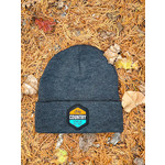 Country Cycle Toque Grey