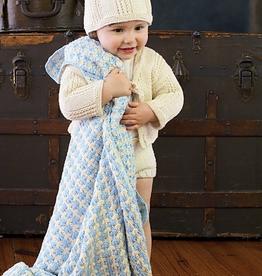 Yarn CAMPBELL BABY BLANKET KIT