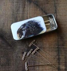 Accessories PORCUPINE PIN TIN
