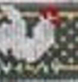 Canvas CHICKEN AND EGGS BELT  76B