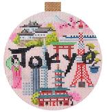 Canvas TRAVEL ROUND- TOKYO  KB1486