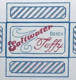 Canvas SALTWATER TAFFY BOX  WWB7