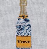 Canvas VEUVE BOTTLE - CHINOISERIE