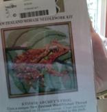 Canvas STRAND KIT -  ARCHEY'S FROG