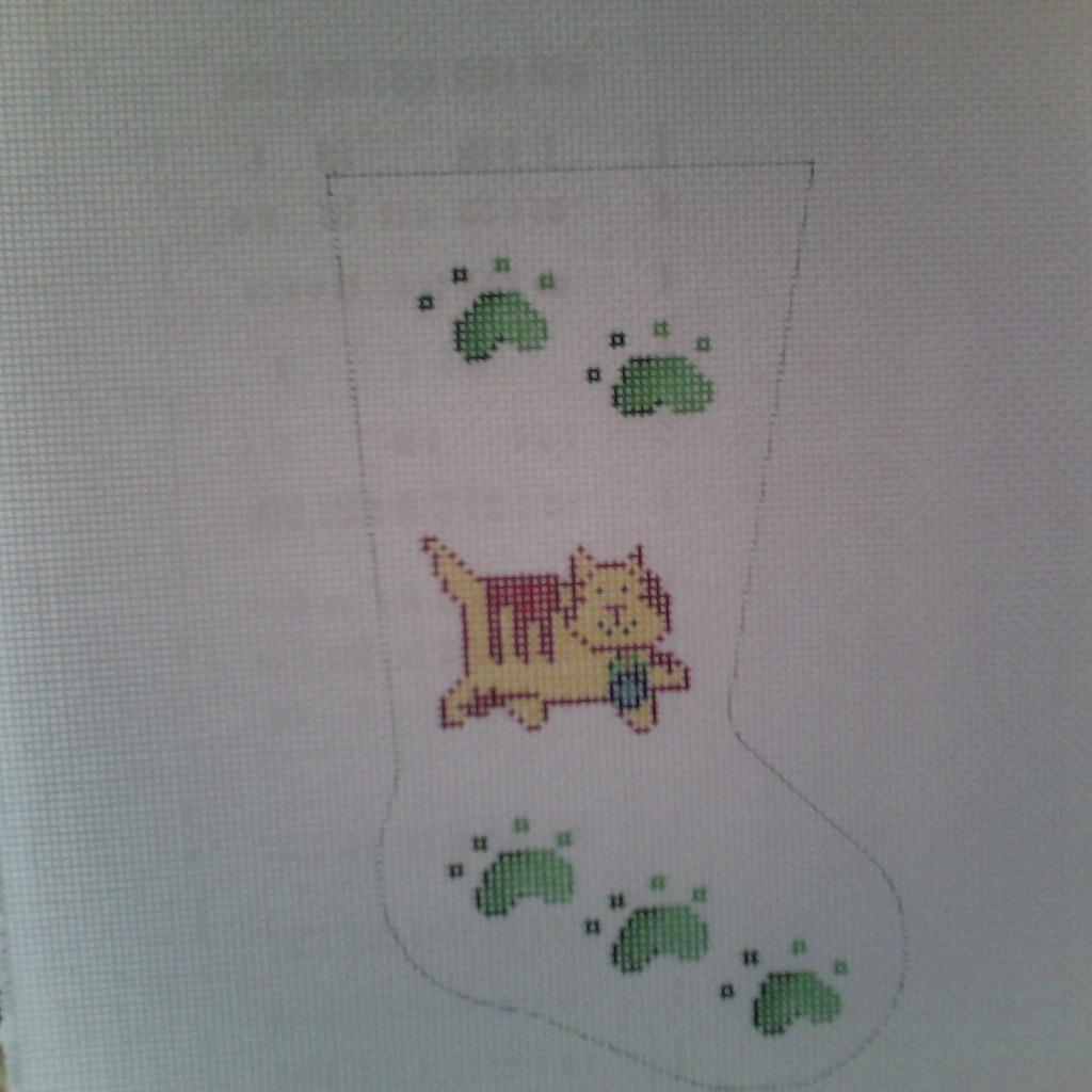 Canvas KITTY MINI SOCK  YO52