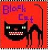 Canvas BLACK CAT  BF202