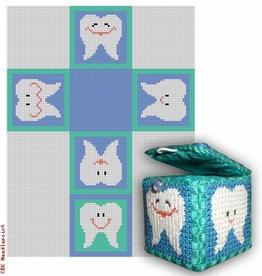 Canvas TOOTH FAIRY BOX - BOY