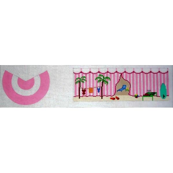 Canvas CABANA HOUSE  LB69